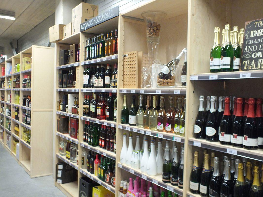 wijninrichting de wijnboeren