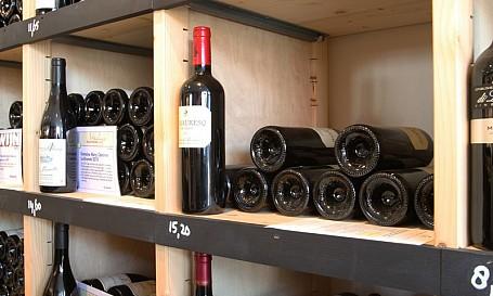 wijnrekken mondovino project