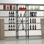 Ladeneinrichtung Weinhandlung 2
